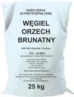 Węgiel ORZECH BRUNATNY